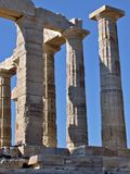 Historic Site, Column, Ancient Roman Architecture, Ruins Royalty Free Stock Photography