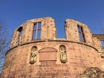Historic Site, Landmark, Medieval Architecture, Sky stock image
