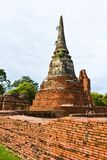 Historic site of thailand Royalty Free Stock Photography
