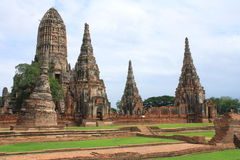 Historic site Thailand Stock Image