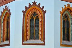 Historic Site, Window, Place Of Worship, Medieval Architecture Royalty Free Stock Photos
