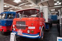 Historic SKODA truck S 706 RT from 1967 Royalty Free Stock Image