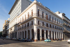 The historic Sloppy Joe's bar in Havana Royalty Free Stock Images