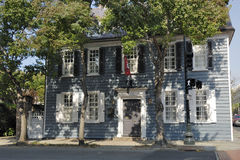 Historic Southern Home Royalty Free Stock Images