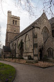 The historic Southwark Cathedral Royalty Free Stock Image