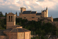 Historic Spain Royalty Free Stock Images