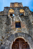 The Historic Spanish Mission Espada, Texas Royalty Free Stock Photo