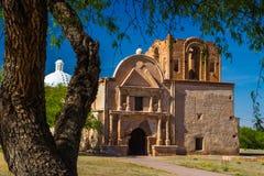 Historic Spanish Mission Stock Photo