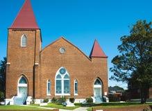Historic Springfield Baptist Church Stock Photo