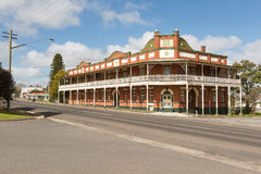 Historic Star Lodge Narrandera Royalty Free Stock Photo
