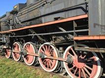 Historic steam engine Stock Image