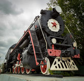 Historic steam train Royalty Free Stock Photos