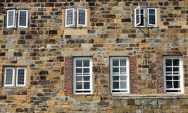 Historic stone building Royalty Free Stock Images