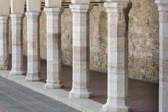 Historic stone pillars Stock Photography