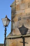 Historic street lantern Stock Image