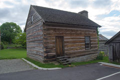 Historic Structure on the Wilderness Road Trail. Newbern, VA USA - May 16th : Historic Structure as part of the Wilderness Road Regional Museum collection of Stock Images