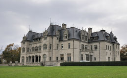Historic Summer Mansion Royalty Free Stock Images