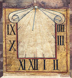 Historic sundial Stock Image