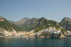 Historic Taormina in Sicily, Italy Stock Photography