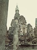 Historic Temple in Thailand Royalty Free Stock Photos