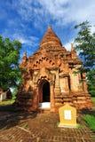 Historic temples in Bagan Royalty Free Stock Photos