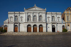 Historic Theatre in Iquique Royalty Free Stock Photography