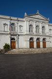 Historic Theatre in Iquique Royalty Free Stock Images