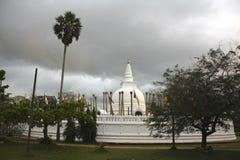Historic Thuparama Dagoba 2, Sri Lanka Stock Photo