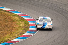 Historic touring cars championship Stock Image