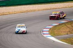 Historic touring cars championship Stock Photo