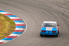 Historic touring cars championship Royalty Free Stock Photography