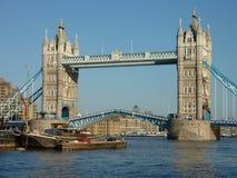 Historic Tower bridge Stock Photo