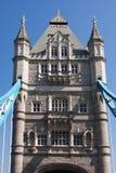 Historic Tower Bridge London Stock Photo