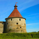 Historic tower Royalty Free Stock Photography