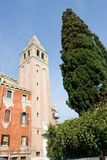 Historic tower in Venice Royalty Free Stock Photography
