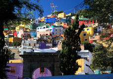 Historic Town of Guanajuato, Mexico Royalty Free Stock Images