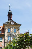 Historic town hall of Bamberg Stock Photography