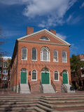 Historic Town Hall, Salem Mass Royalty Free Stock Photography
