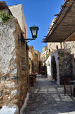 Historic town of Monemvasia, Greece Stock Photography