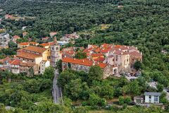Free Historic Town Of Bakar In Green Forest, Croatia Royalty Free Stock Images - 188817809