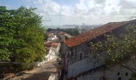 Olinda, Recife, Brasil royalty free stock images