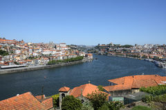 Historic Town of Porto in Portugal Royalty Free Stock Image