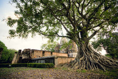 Historic Town of Sukhothai Stock Photography