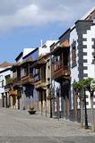Historic town Teror, Grand Canary Stock Images