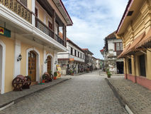 Historic Town of Vigan. Royalty Free Stock Image