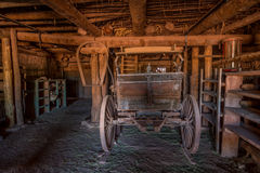Historic Trading Post Royalty Free Stock Photography