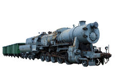 Historic train Royalty Free Stock Photos