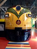 historic train arkivfoto