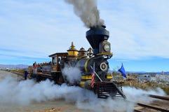 historic train Стоковые Изображения