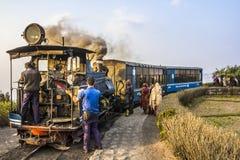 Historic train Royalty Free Stock Photo